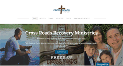 Preview of crossroadsrecovery.org
