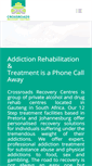 Mobile Preview of crossroadsrecovery.co.za